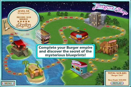 Burger Shop - Free Cooking Game apkpoly screenshots 14
