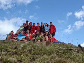 Photo: Pic de Noucreus (2.799m).  Travessa de Pioners i Caravel·les Estiu 2014.