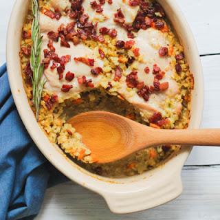 Paleo Chicken and Rice Casserole Recipe