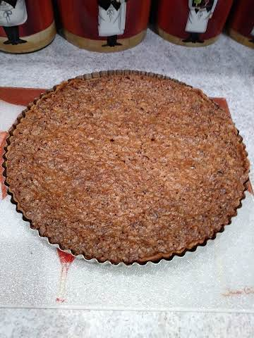Chocolate Nut Tart
