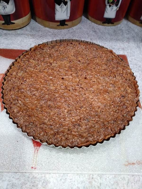 Chocolate Nut Tart Recipe