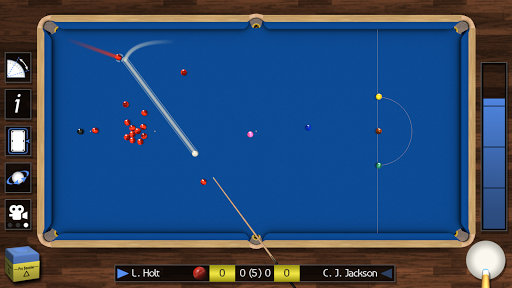 Pro Snooker 2020 1.39 screenshots 12