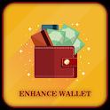 Enhance Wallet icon