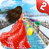 Princess Running To Home - Road To Temple 2 Android APK Download Free By Professional Gaming Art