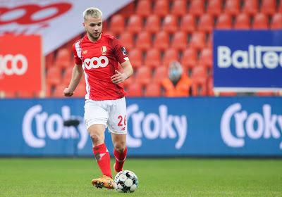 Standard Luik zal het een tijd zonder Nicolas Raskin moeten doen