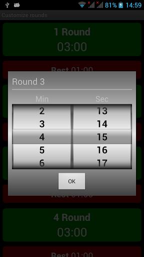 玩免費健康APP|下載Boxing Interval Timer PRO app不用錢|硬是要APP
