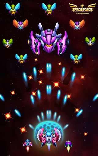 Space Force: Alien Shooter War 0.1.25 screenshots 18
