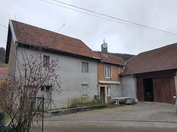 maison à Hyèvre-Paroisse (25)