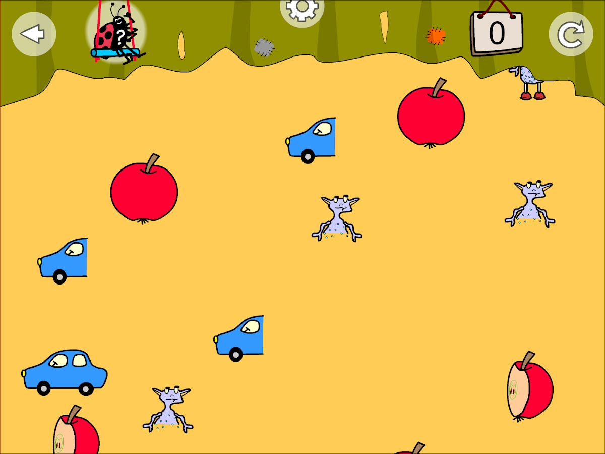Monsterlandet 2- screenshot