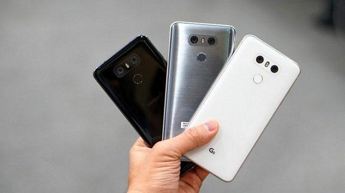 Điện thoại LG G6 giá rẻ nhất thị trường, bảo hành dài hạn tại Androidgiare.vn