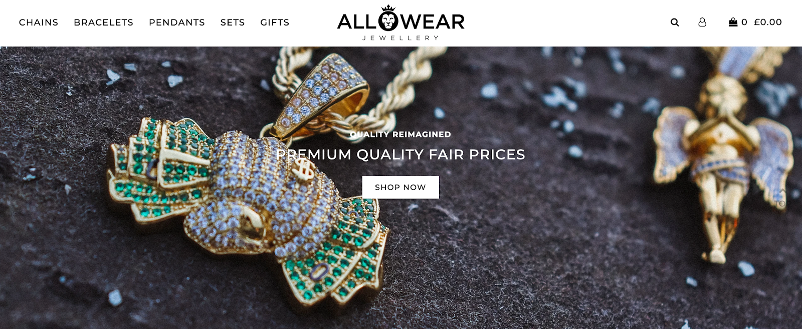 Affordable Premium Bling | All Wear Jewelry