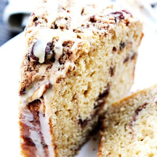 Maple Pecan Coffee Cake Recipe