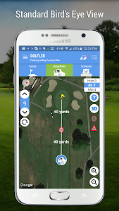 GOLFLER Rangefinder & Golf GPS screenshot 3
