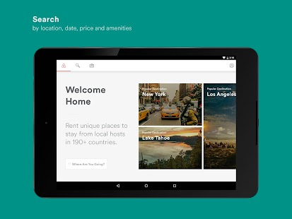 Airbnb - screenshot thumbnail
