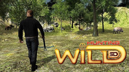 ワイルド狩猟3D