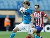 Atlético shopt rustig verder