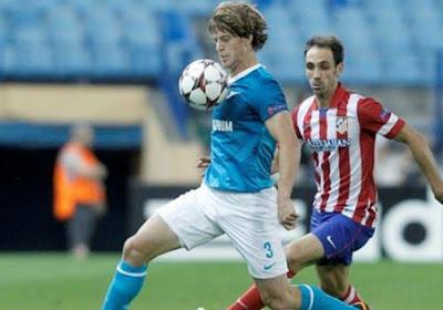 Officiel: Ansaldi prêté à l'Atlético Madrid