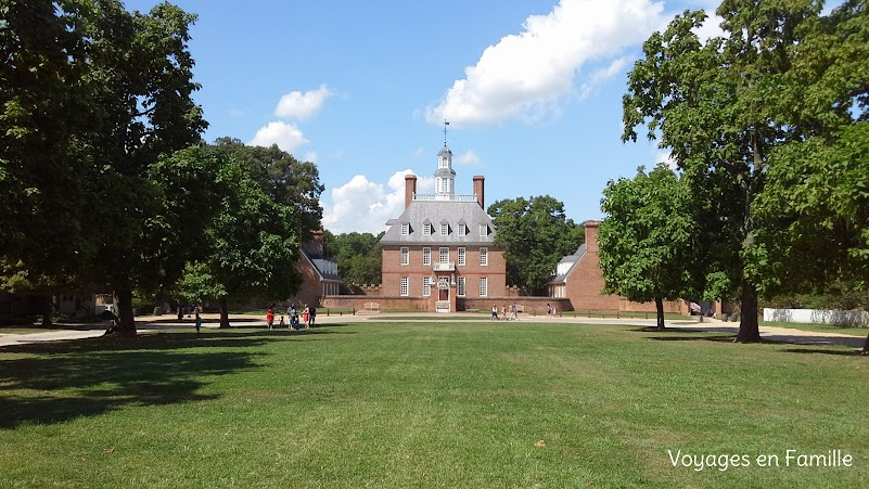 governor's place