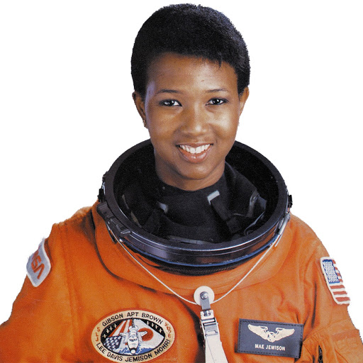 mae jemison pictures in space - 512×512