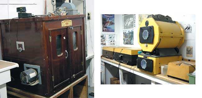 Different types of incubators are available for waterfowl