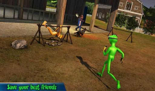 Grandpa Alien Escape Game apkpoly screenshots 16