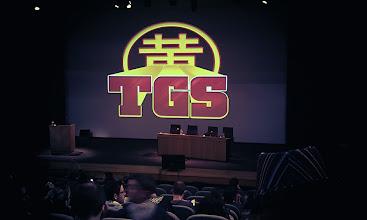 Photo: En attente pour la conférence de Katsuhiro Harada, directeur des projets Tekken 3,4,5 et 6, et  Soul Calibur 4