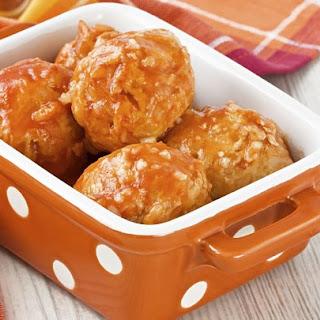 Vegan Meatballs With Quinoa.
