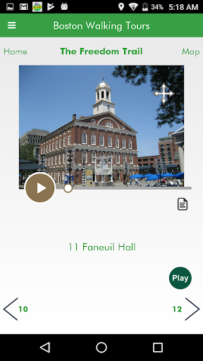 Boston Walking Tours screenshot 3