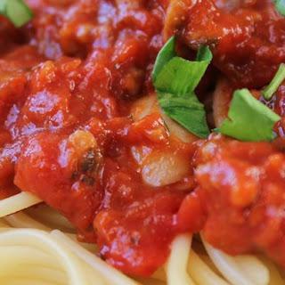 Spaghetti Sauce II