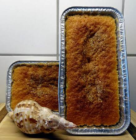 Sweet Cheese Poundcake Recipe