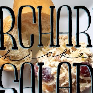 Orchard Chicken Salad