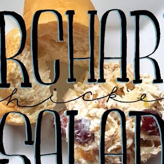 Orchard Chicken Salad.