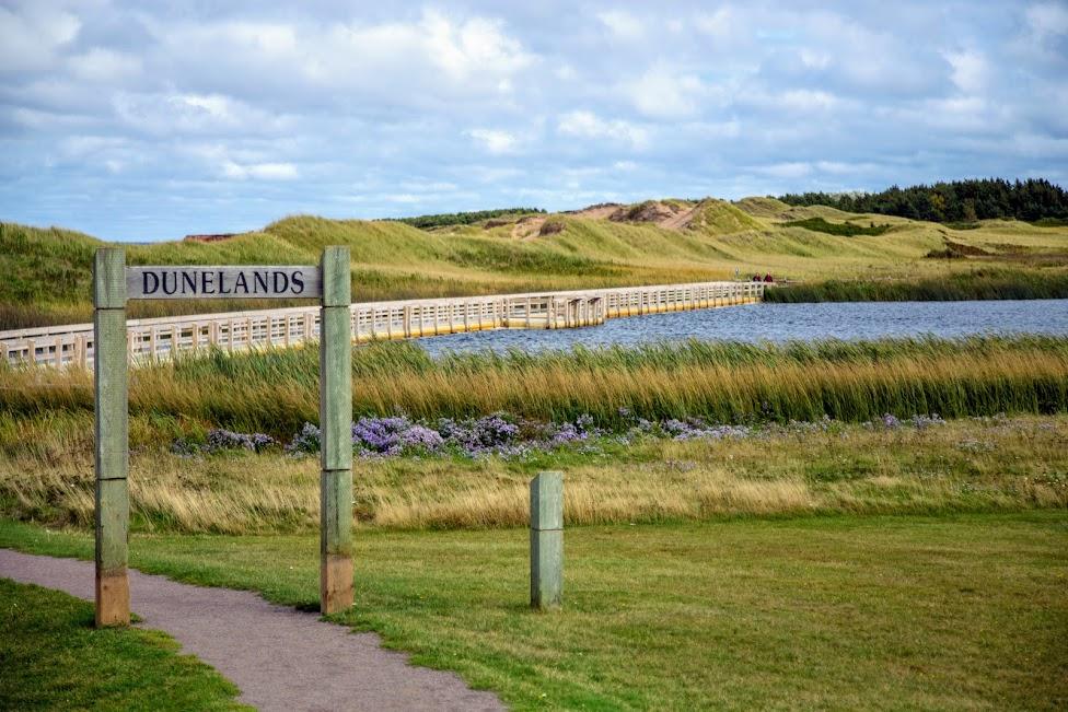 Wyspa Księcia Edwarda, Prince Edward Island National Park