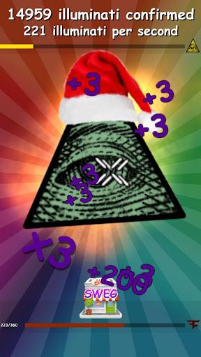Meme Clicker - MLG Christmas screenshots 2