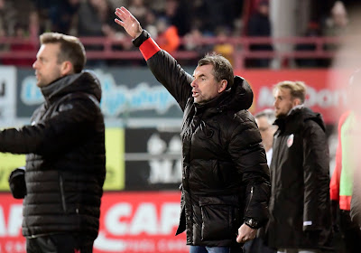 Bernd Hollerbach ne sera pas le nouvel entraîneur du STVV