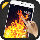 Fire Screen (Prank) Android APK Download Free By FeatureMobile