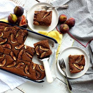 Tamarind Fig Cake Bars.
