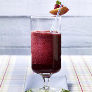 Apple and Mixed Berry Juice.