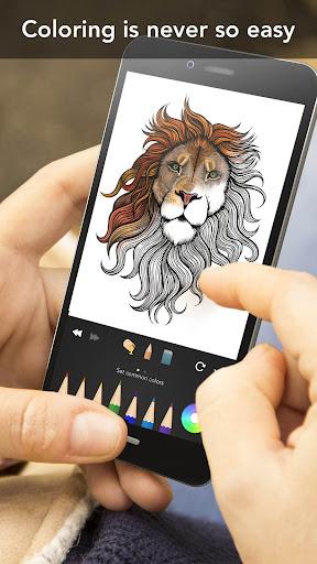 Animal Coloring Book 3.1.5 screenshots 1