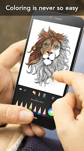Animal Coloring Book Screenshot Thumbnail
