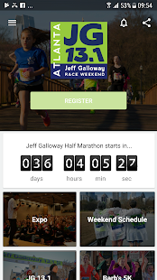 Jeff Galloway Half Marathon- screenshot thumbnail