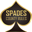 Spades - County Rules icon