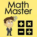 Math Master - Math Tricks Workout, Free Math Games icon