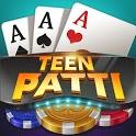 Teen Patti (3 Patti) - Free Bonus icon