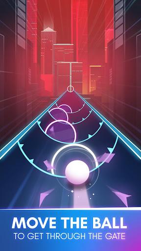 Beat Roller - Music ball race 1.35 screenshots 2