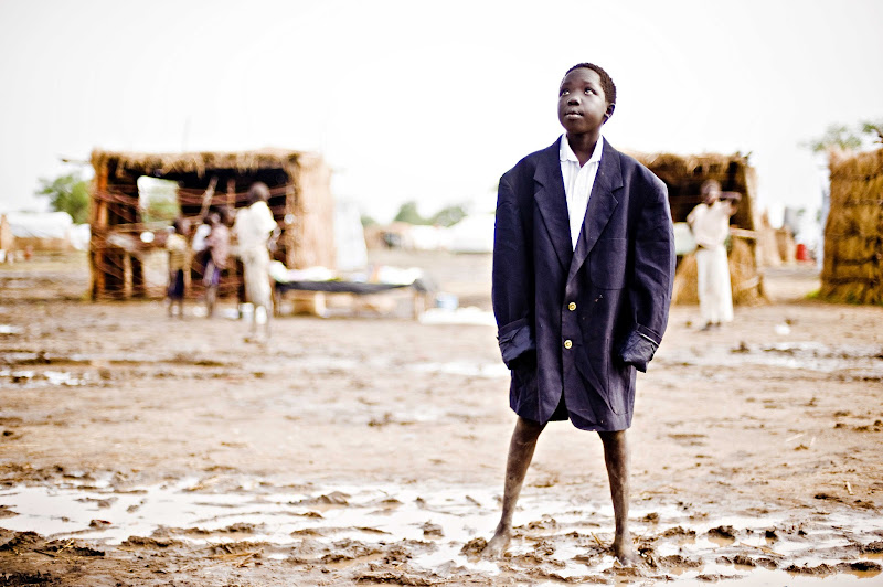 Photo: One year on from the creation of South Sudan