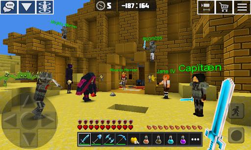 Multicraft: Block Craft Mini World 3D apkdebit screenshots 5