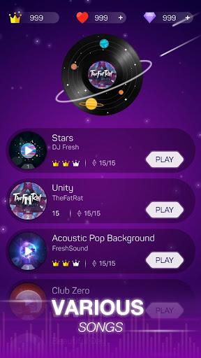 Dot n Beat - Magic Music Game  captures d'écran 1