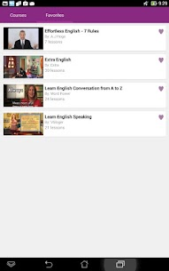 English Conversation Courses App Latest Version Download For Android 5
