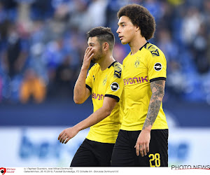 Mauvaise nouvelle pour Axel Witsel et le Borussia